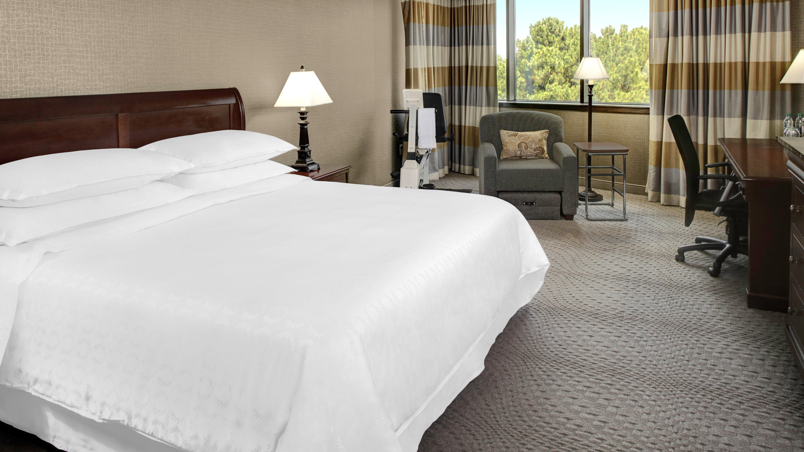 Sheraton Imperial Hotel Raleigh-Durham Airport at Research Triangle Park - UNC Chapel Hill