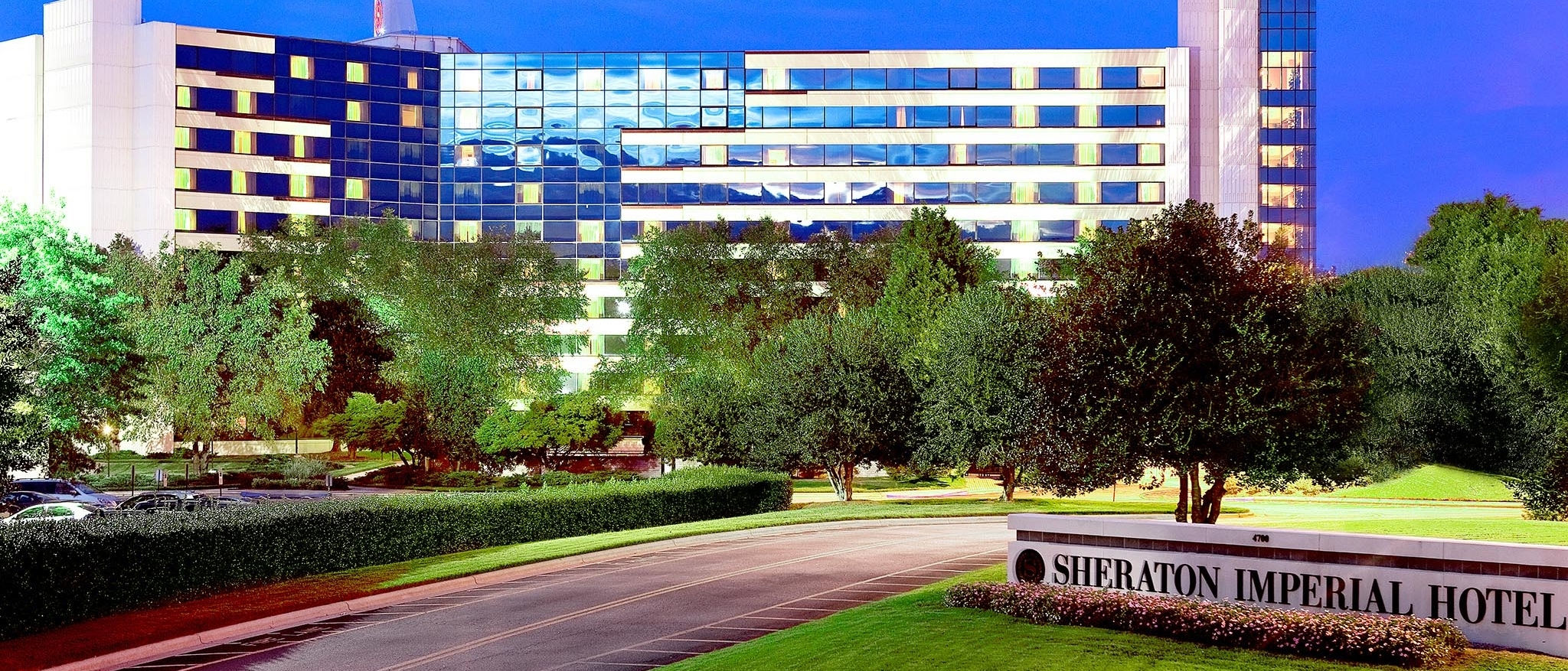 Sheraton Imperial Hotel Raleigh-Durham Airport at Research Triangle Park - Exterior